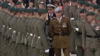 Prince Harry at Devonport Naval Base