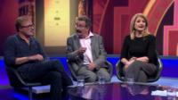 Giles Andreae, Robert Winston, Arianna Huffington