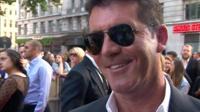 Simon Cowell, X Factor judge