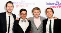 Blake Harrison, Simon Bird, James Buckley and Joe Thomas