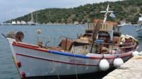 Greek boat