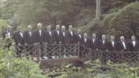 The Brythoniaid Male Voice Choir