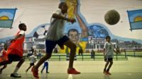 Futsal has been popular in Brazil fordecades