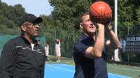 Mathew Pinsent and Jimmy Rogers