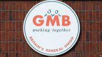 GMB sign