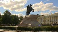 Bronze Horseman - Monument to Peter the Great