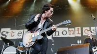 Kelly Jones of Stereophonics performs at the Milano City Sound on June 12