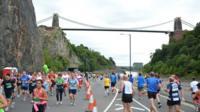 Bristol Half Marathon 2013