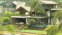 Asian luxury home