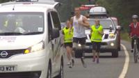 Richard Whitehead marathon