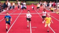Primary sports day