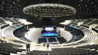 Inside the Hydro