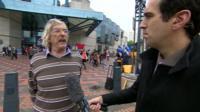 Ben Godfrey speaks to John Allison, NASUWT