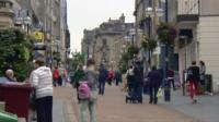 People in Dunfermline
