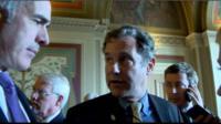US Senators Bob Casey and Sherrod Brown