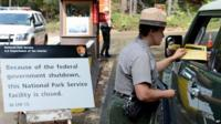 Yosemite rangers turn away tourists
