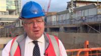 Secretary for Transport, Patrick McLoughlin