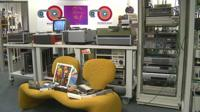 Old video equipment at the ZKM in Germany