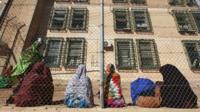 Somali migrants in Malta