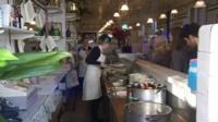 El Manzee pie and mash shop