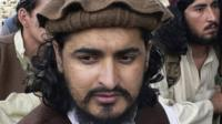 Pakistani Taliban chief Hakimullah Mehsud in Sararogha of the Pakistani tribal area of South Waziristan along the Afghanistan border