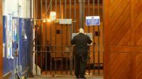 Prison guard at Maidstone prison