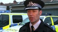 Chief Inspector Darren O'Callaghan
