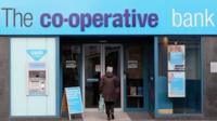Co-operative Bank branch in Crewe