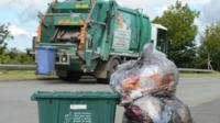 Pembrokeshire refuse lorry