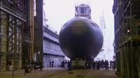 A submarine
