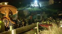 Hemsby homes drama