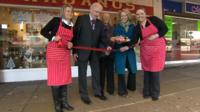 Polish delicatessen Kabanos held its official opening in Cleveland Street, Wolverhampton
