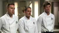Masterchef: The Professionals finalist