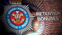 Retention bonus graphic BBC
