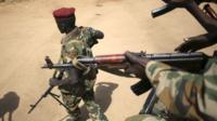 Soldier in Juba