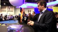 Newsnight's David Grossman at CES 2014