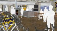 Bicycle hub, Derby