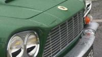 Gordon-Keeble car