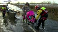 Muchelney residents rely on a council-funded boat to transport them