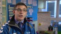 Nick Hindmarsh, Headteacher, Dartmouth Academy
