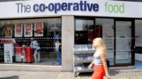 Co-op food store