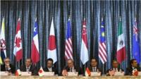 Pacific trade deal talks in Singapore