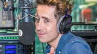Nick Grimshaw leaves R1 to go to hospital