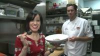 LJ Rich tries out Watson's recipe