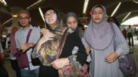 Family members of those onboard the missing Malaysia Airlines flight MH370