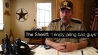 Sheriff Scott Bushing