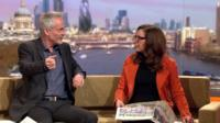 Martin Sixsmith and Amanda Platell review the papers