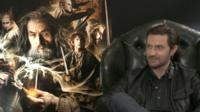 Leicestershire actor Richard Armitage plays a Dwarf prince in The Hobbit: The Desolation of Smaug