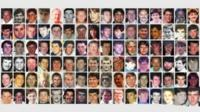 Some of the 96 Hillsborough victims (compilation of images courtesy of Liverpool Football Club)