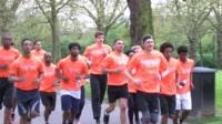 Spat runners